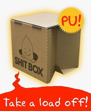 Pop A Squat Anywhere, Anytime With Environmentally-Friendly Shit Box