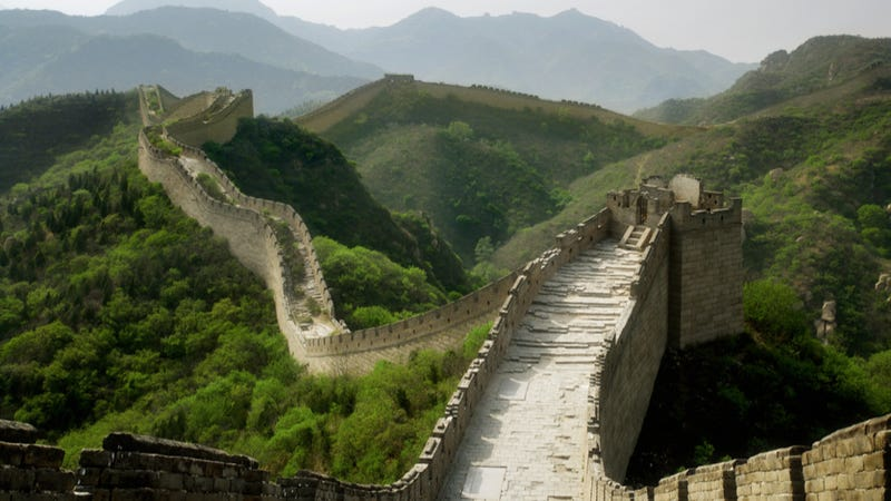 The Great Wall of China is a lot Greater than we thought