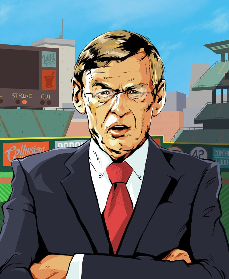 Bud Selig, Interim Commissioner For Life: A Dialogue