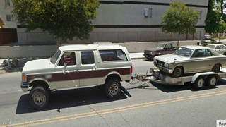 I Win Google Street View