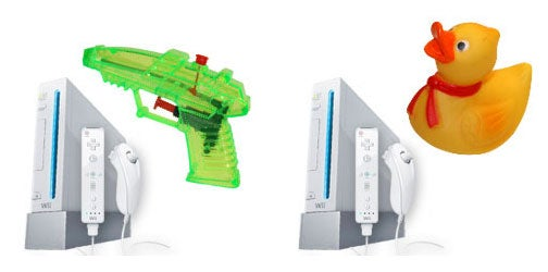 GameStop Out Of Its Ducking Mind With New Wii Bundles