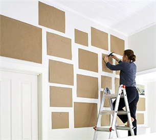 Hang Pictures Without The Trial And Error