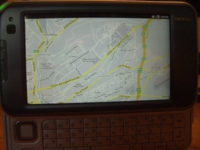 Android Running on a Nokia N810