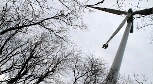 Amazing Jobs: Wind Turbine Cleaner