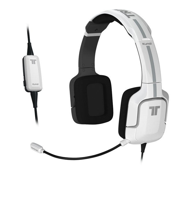 Mad Catz Collects the Whole Set With Tritton Headsets for the Wii U, Vita, and 3DS