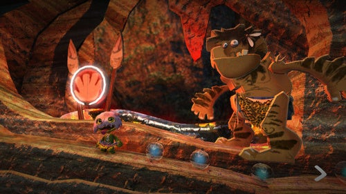 LittleBigPlanet Spin-Off Is A Five-Player Game