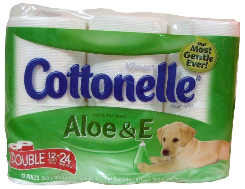 Toilet Paper Brands Like Cottonelle Are Cheating Your Ass