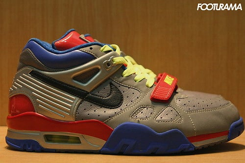 Nike Air Trainers: Marketing Machine of the Transformers Movie Takes its First Steps