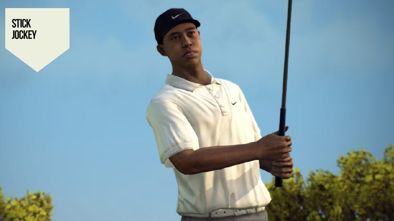 It Seems Easy, But Tiger's Greatest Feat is Damn Hard in a Video Game