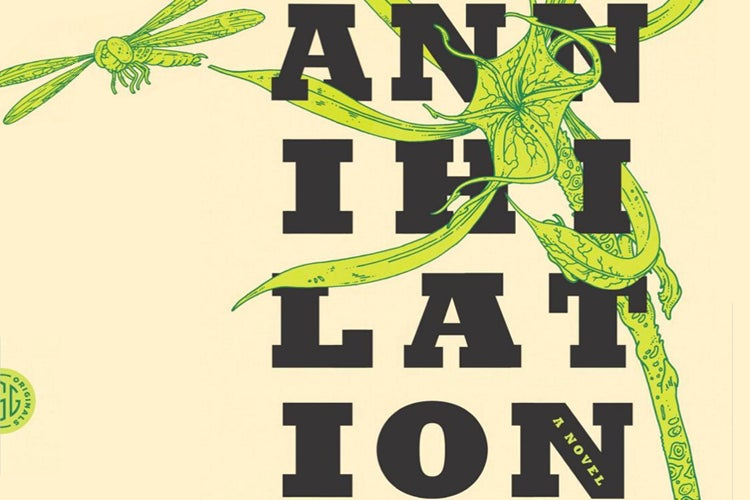 The io9 Book Club is in Session! Let's Talk About Annihilation.