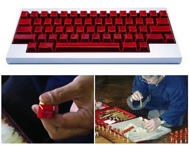 Happy Hacking Lacquerware Keyboard