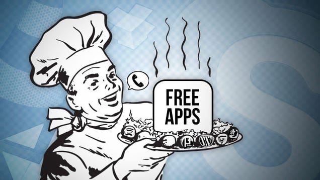 50 Free Apps We're Most Thankful For