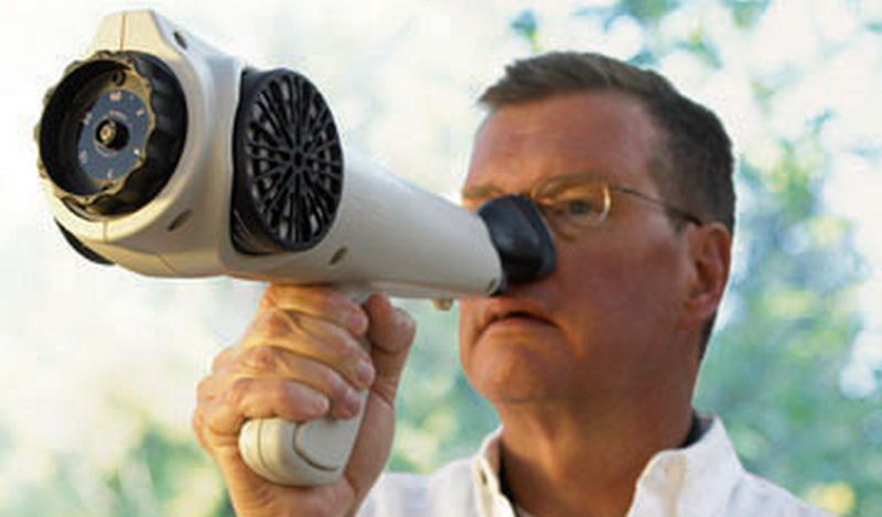 """Nasal Ranger"" Smelloscope Will Save Denver From Stinky Pot"