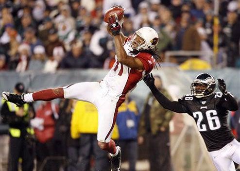 Super Bowl Sub-Plot #6: Larry Effin' Fitzgerald