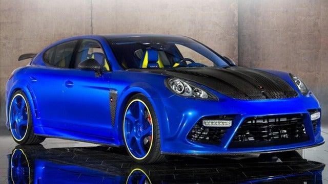 Ten cars asshats love to drive