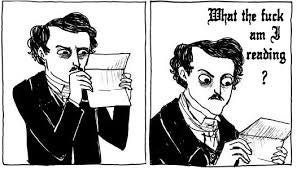 I have stared into the abyss and it stared back into me