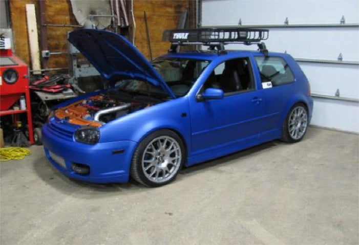 For $20,000, Would This R32 Give You Wood?