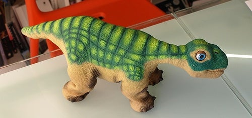 Playing With Pleo the Pet Camarasaurus (Verdict: Neat but Pricey)
