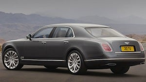 "Bentley's ""Sporty"" Mulsanne Mulliner, Gas Prices Are Too Damn High, And Michigan Hates Romney"