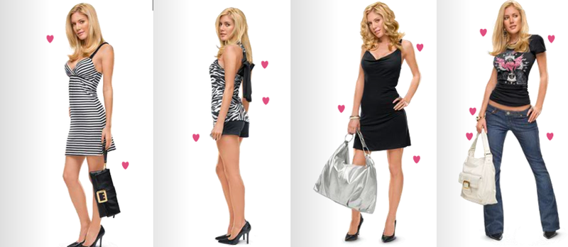 Surprisingly, Heidi Montag's Clothing Line is Unwearable