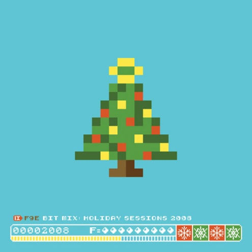 Listen In On A Very 8-Bit Christmas Album