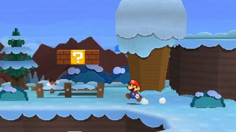 Nintendo's Portable Lineup Dates Paper Mario, Moves Luigi to 2013