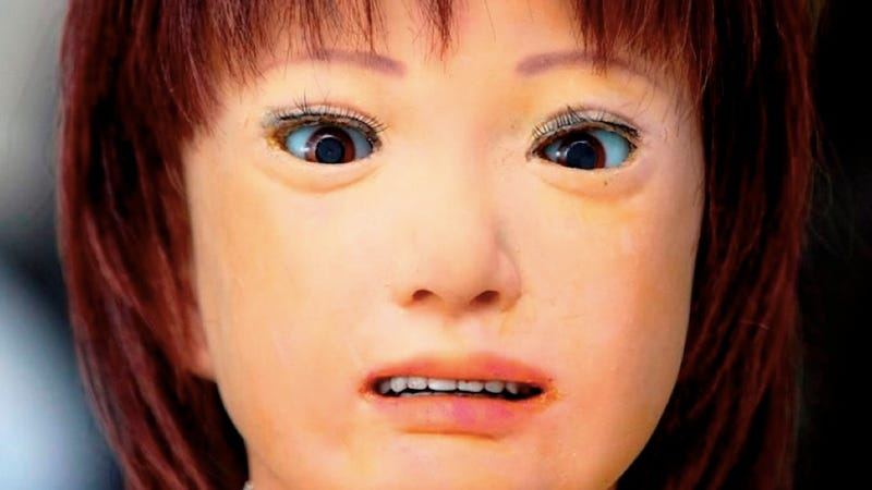"Scientists still aren't sure why the ""uncanny valley"" freaks you the hell out"