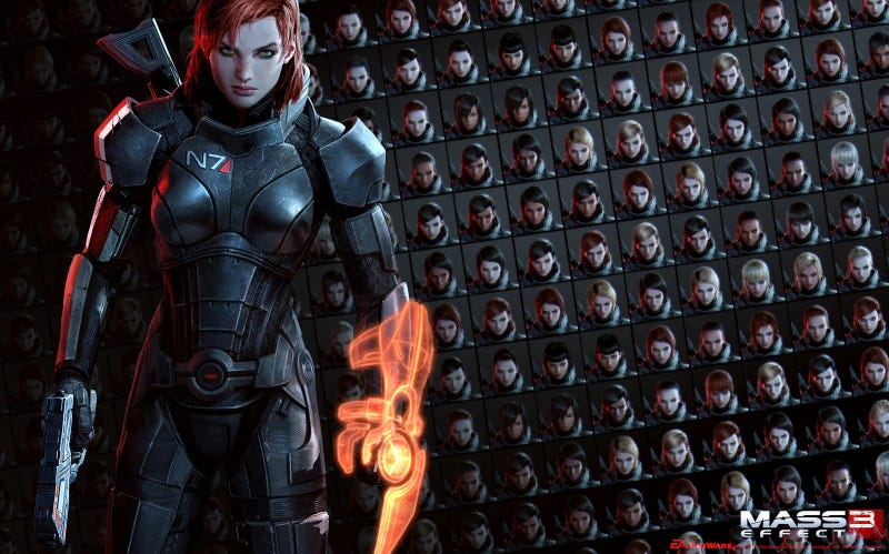 The Many Unused and Unseen Faces of FemShep