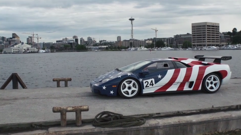 This Is The Most American Lamborghini Ever Built
