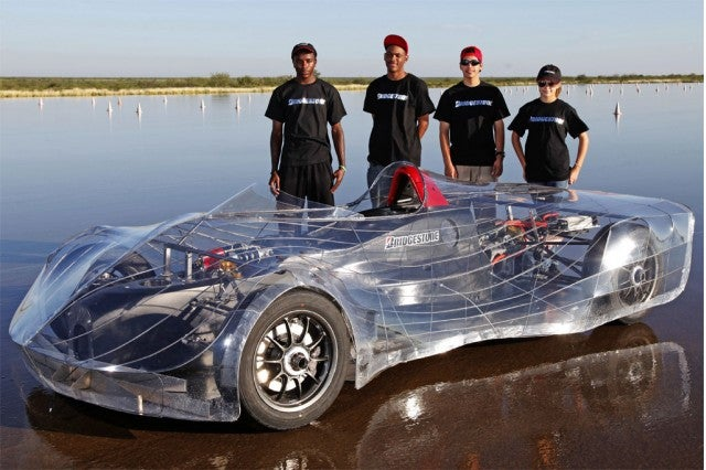 High School Kids Build What Might Be the World's Most Efficient Electric Car