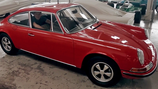 Here's The Early Four-Seater 911 Prototype You Wish They'd Built
