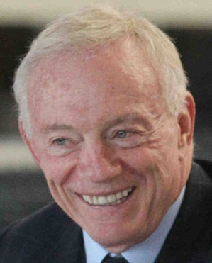 Jerry Jones Denies Storming The Locker Room After One Half Of A Preseason Game