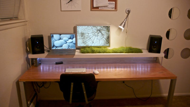 The Organic-Shelf Office
