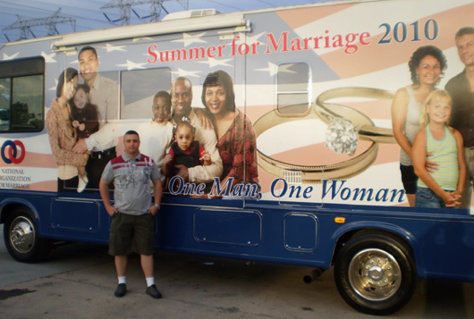 NOM Strategist Now Supports Gay Marriage