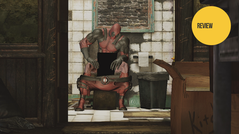 Deadpool: The Kotaku Review