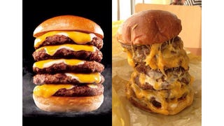 "Ridiculous Burger Tower Looks ""Worse"" in Real-Life"