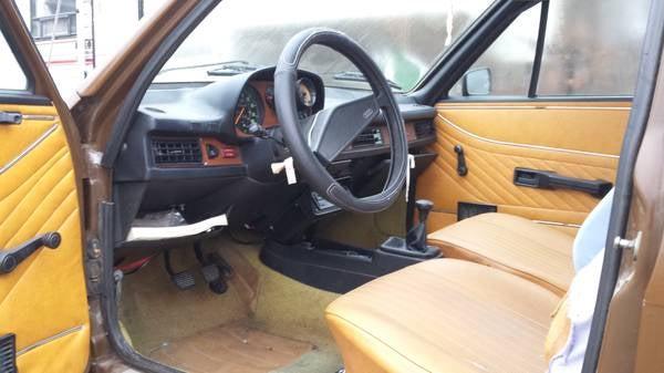 NPOCP - Brown manual wagon edition
