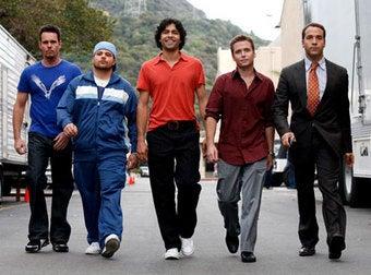 Marky Wahlberg's Nightmarish Vision for Entourage: The Movie