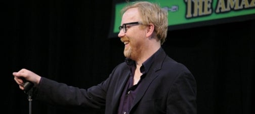 MythBusters' Adam Savage Talks Tech, Obsessions, and Science