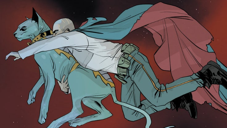 Saga #11 Is The Most Romantic Comic I Read All Week. What About You?