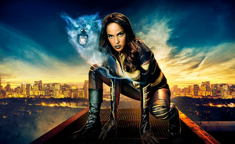 First Look at Megalyn Echikunwoke as Vixen on Arrow class=