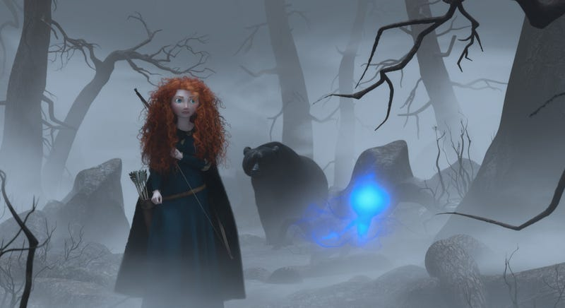Brave shows how to create a brand new fairy tale from scratch