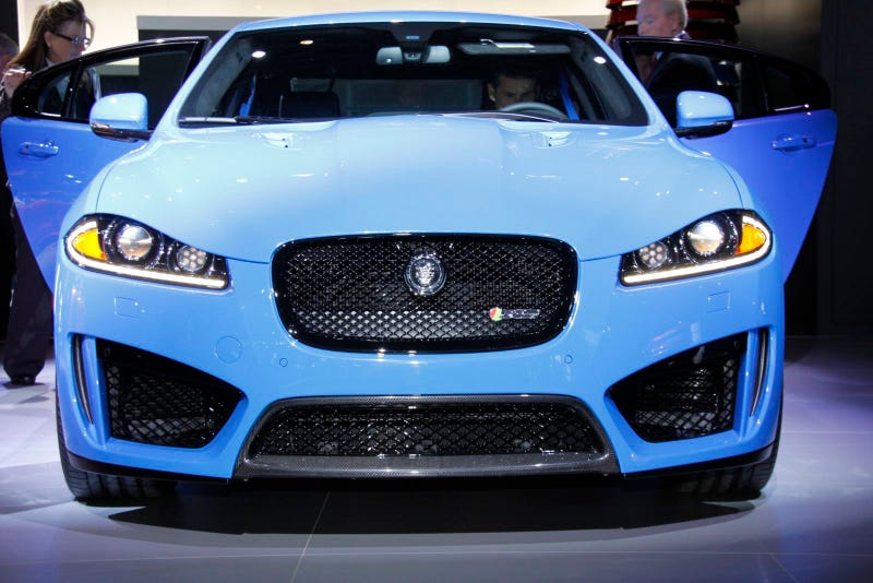 The Jaguar XFR-S Is The Fastest Jaaaaaaaag Sedan Ever