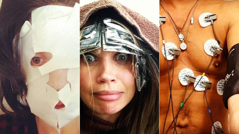 Selfie Loathing: What Celebrities Did on Instagram This Week
