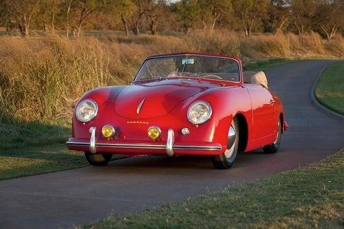 Porsche Dubs '52 356 Oldest Sold In North America