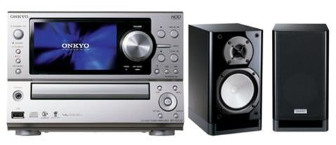Onkyo Stereo Lets You Download Online Music Sans PC