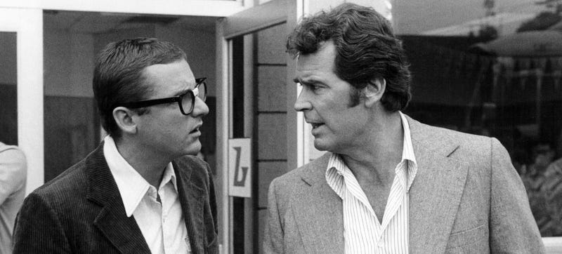 In Honor Of James Garner, Here's How To Pull A J-Turn