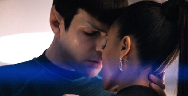 Zachary Quinto on Star Trek 2: It's time to repopulate the universe with Vulcans!
