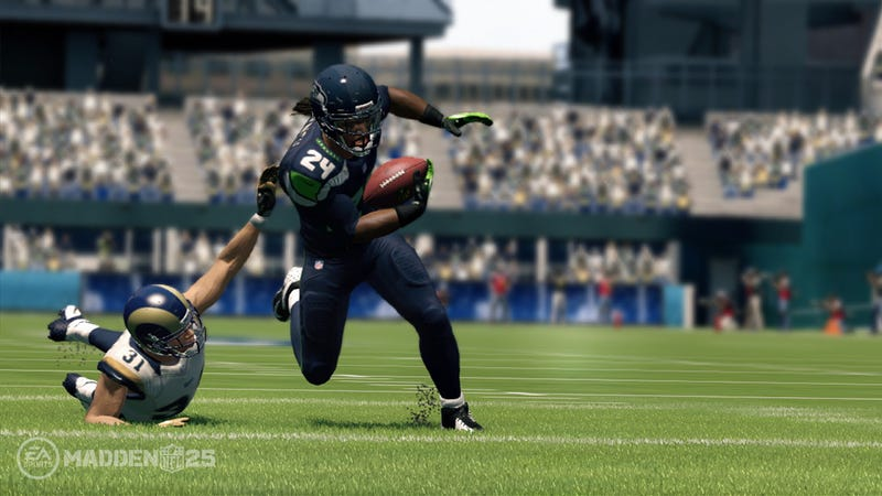 Running with Madden's 'Anti-Turbo' Button is an Imprecise Task