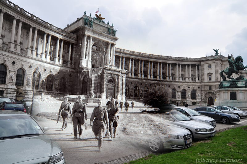 Photoshop Opens Time Portals Into a World War II Ghost Dimension
